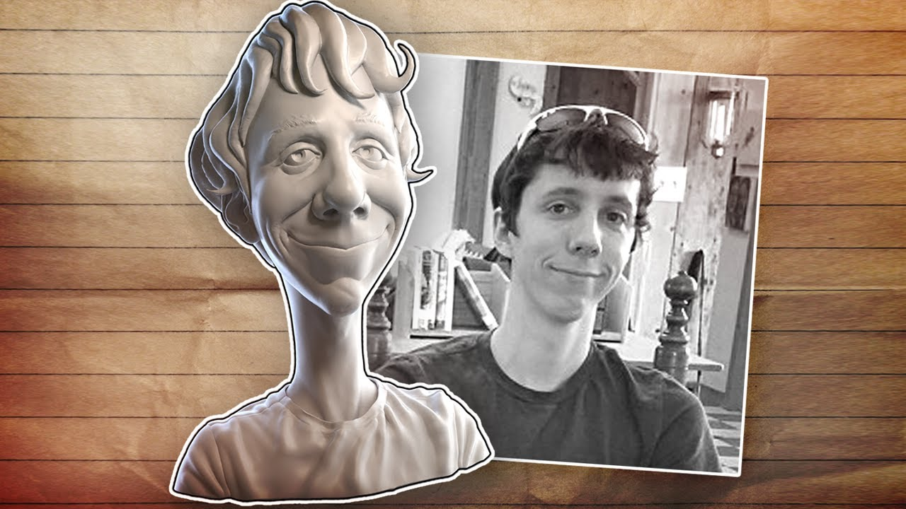 Art Of Sculpting: Caricature Pt. 1