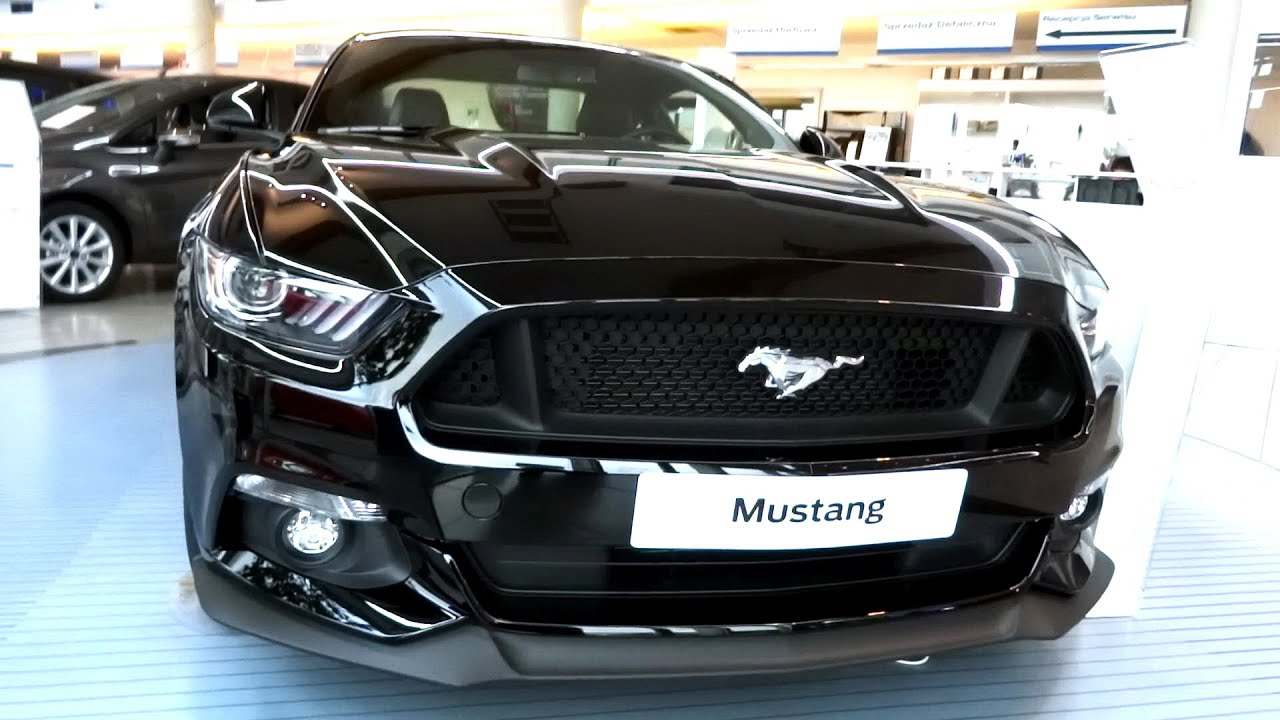 2015 2016 ford mustang gt v8 5 0 421 hp engine quick presentation interior exterior look youtube. Black Bedroom Furniture Sets. Home Design Ideas