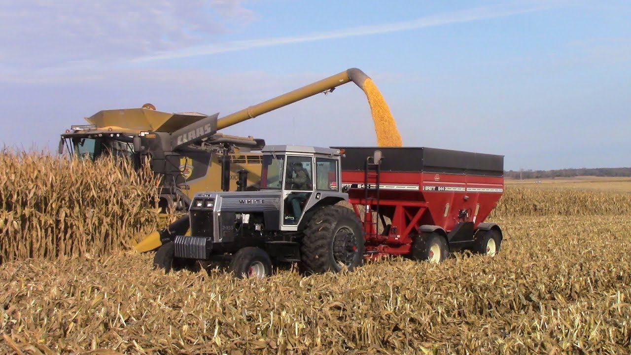 Image result for harvesting tractor