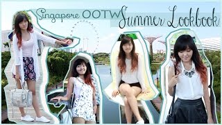 Singapore OOTW | Summer Lookbook