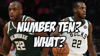 Bleacher Report Said Khris Middleton Is The 10th Best NBA Player | Reacting To Top 100