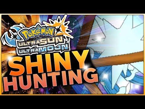 LIVE ULTRA WORMHOLE SHINY XURKITREE HUNTING! Pokemon Ultra Sun and Ultra Moon Shiny Hunting w/ HDvee
