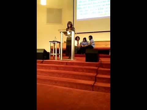 Pastor Alecia Williams .2 Renovate