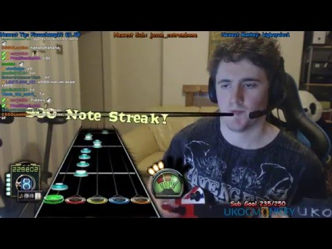 THROUGH THE FIRE AND FLAMES ~ 125% speed ~ 100% FC 1ST EVER