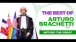 The Best Of Arturo Brachetti - Arturo the Great (quick change performance, 2014)