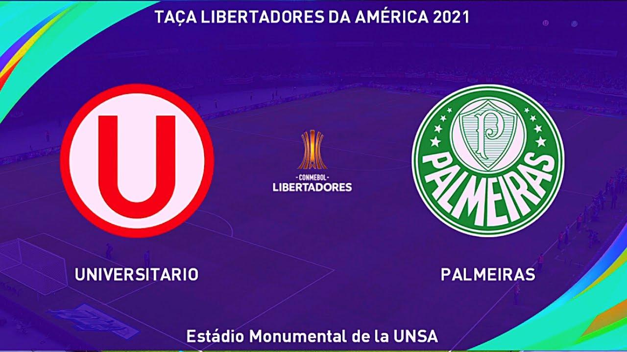 Universitário x Palmeiras: horário, local, escalações e transmissão
