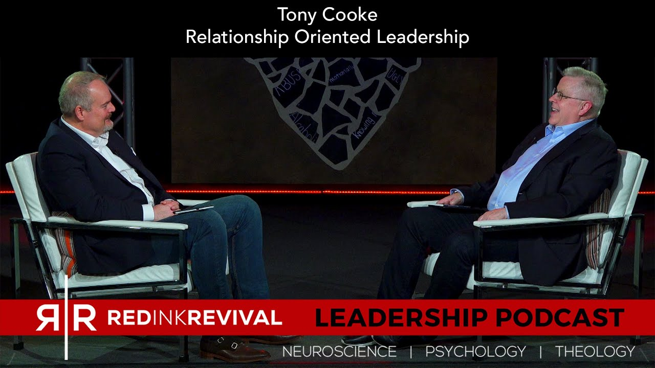 68. Tony Cooke – Relationship Oriented Leadership