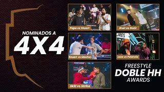 ¡NOMINADOS A 4X4 DEL AÑO! 🏆 DOBLE HH AWARDS