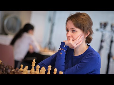 Interview with Mariya Muzychuk | 2019 FIDE Women's Grand Prix - Monaco | Round 3 |
