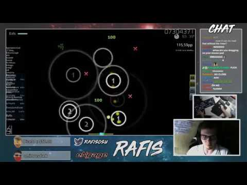 Rafis is going GODMODE on A Fool Moon Night [emilia] 9.57★ | Liveplay w/Chat!