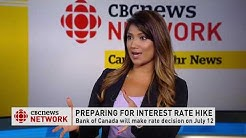 Interest rates are about to go up in Canada - What it means for you