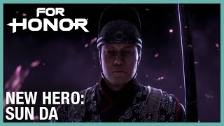 For Honor: Year 3 Season 4 - New Hero, Sun Da | Cinematic Reveal Trailer | Ubisoft [NA]