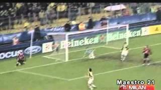 Highlights Fenerbahce 0-4 AC Milan - 23/11/2005