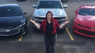 Black Friday Chevy Deals at Champion Chevrolet Howell MI New Hudson MI Highland MI