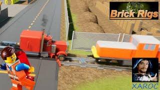 Brick Rigs - Die perfekte Lego Simulation?! #001 🏢 deutsch / german