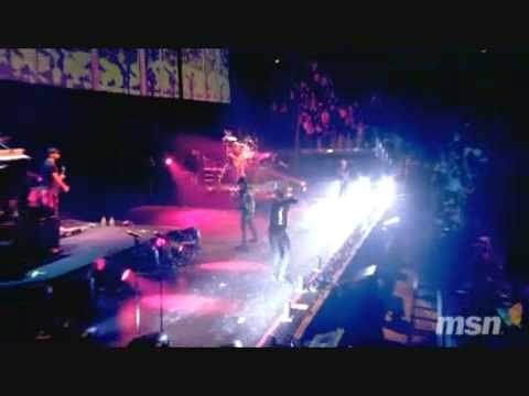 Backstreet Boys- Unbreakable Tour London HQ: Part 2 Of 9 (You Can Let Go, Unmistakable)