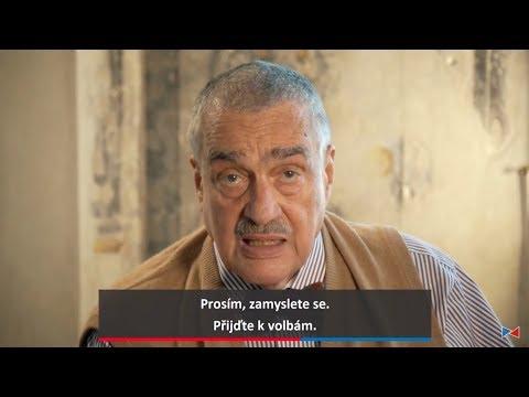 Schwarzenberg: Čekají nás nejdůležitější volby od rozdělení Československa