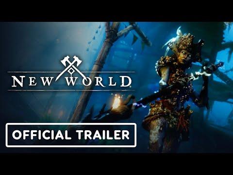 New World - Official Trailer