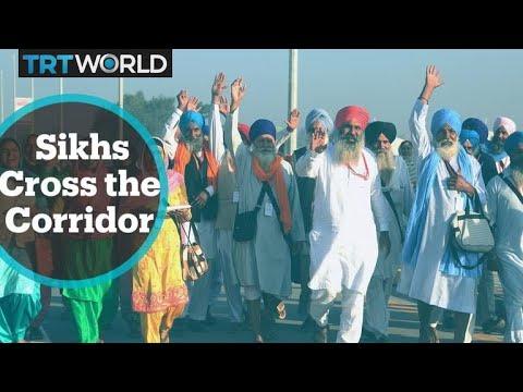 Kartarpur Corridor: Pakistan, India open visa-free border crossing