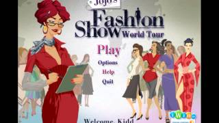 Jojo's Fashion Show Music - Barcelona
