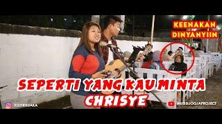 Nanda Monica Seperti Yang Kau Minta - Chrisye (Cover Feat Tri Suaka) Mp3