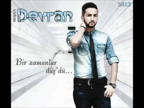 Hozan Devran - Sevme Gönlüm (Yeni Albüm 2013)