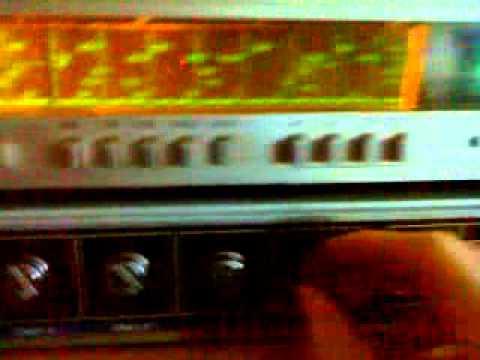 Тюнер Радиотехника Т-101 .