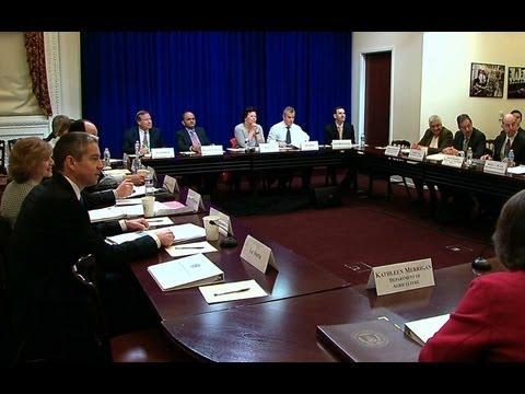 President's Management Advisory Board Meeting Part 1