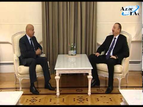 Azerbaijani President receives ISESCO Director General