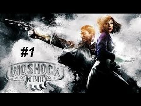 "BioShock Infinite 1.Bölüm Türkçe ""Columbia"""