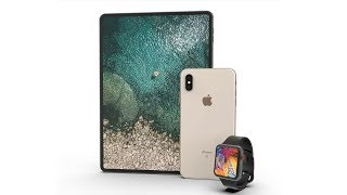ВСЁ СЛИЛИ: Новый iPhone XS и XC, iPad Pro, Apple Watch Series 4, MacBook!