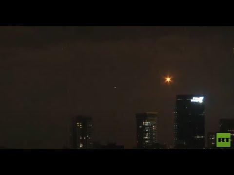 صواريخ غزة تحلّق فوق تل أبيب من جديد  - نشر قبل 59 دقيقة
