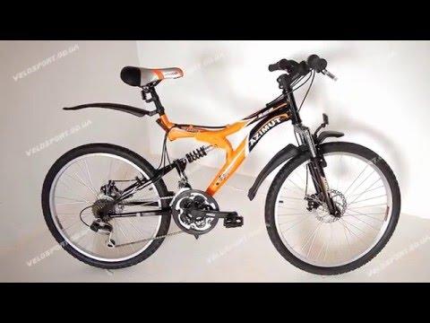 Горный велосипед Azimut Blaster 24 D