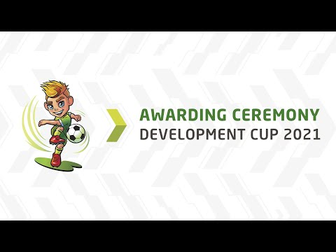 Development Cup 2021. AWARDING CEREMONY OF THE TOURNAMENT