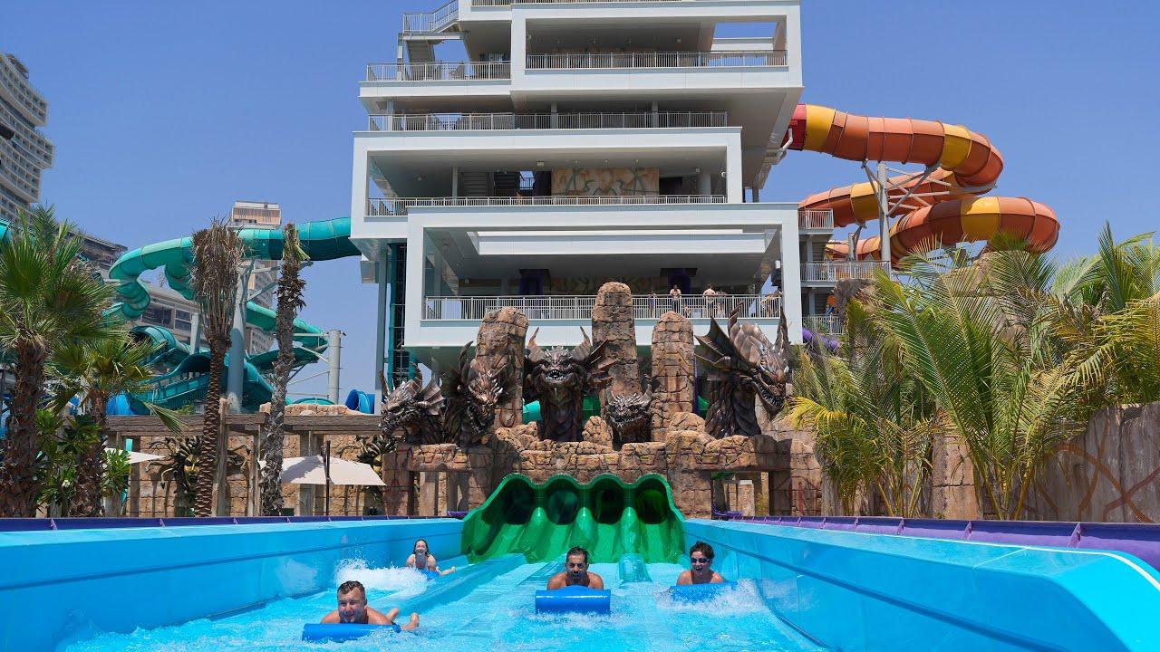 Trident Tower at Aquaventure Atlantis Dubai