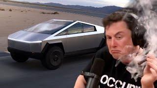 Der Tesla CyberTruck ist offiziell: Was hat Elon Musk geraucht? - felixba