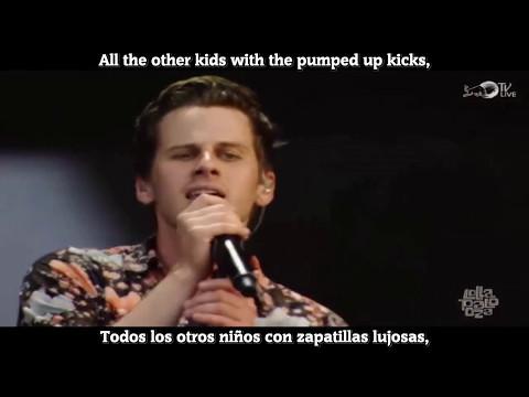 Foster The People - Pumped Up Kicks subtitulado al español / Lyrics