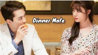 أغنية انا لما بحب♥ على أجمل قصة كورية ♥على مسلسل الكوري رفيق العشاء / Dinner mate/♥ الوصف