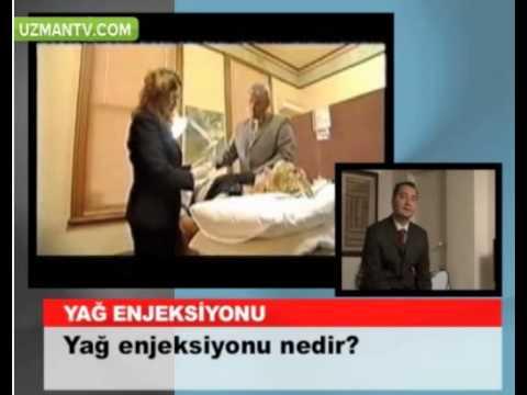 Yağ Enjeksiyonu Ne Demektir Op.Dr.Arda...