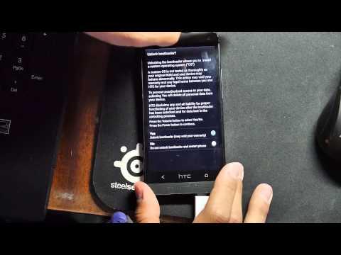 Как быстро сделать Root HTC One M7