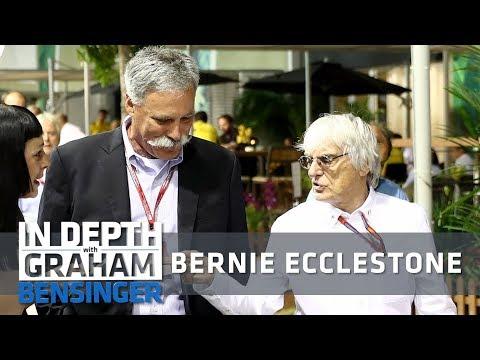 Bernie Ecclestone: Stripped of my power