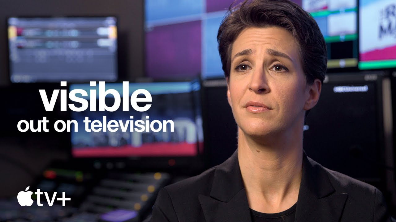 Visible: Out on Television – Trailer oficial   Apple TV+