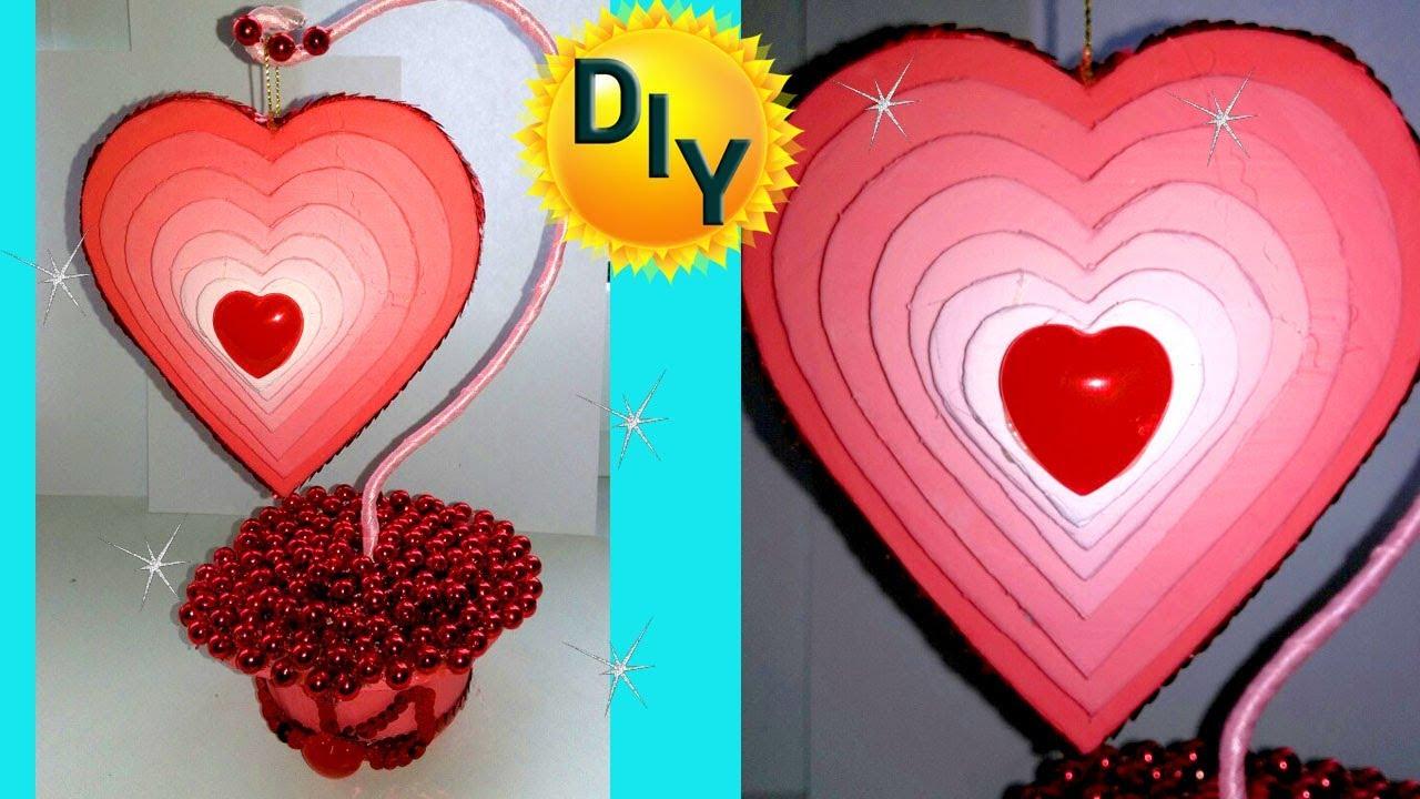 Топиарий- сердце, Подарок на день всех влюбленных , 8 марта, 23 февраля.