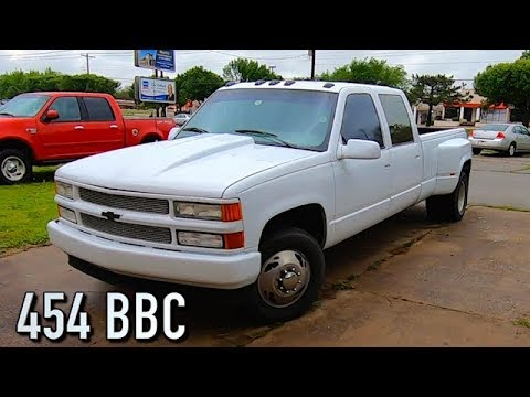 I Bought a 94 Chevy C3500 454 BBC for $6500 and Broke it!!