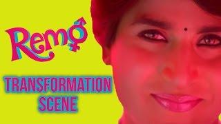 Remo - Nurse changeover scene | Sivakarthikeyan |  Keerthy Suresh | P. C. Sreeram