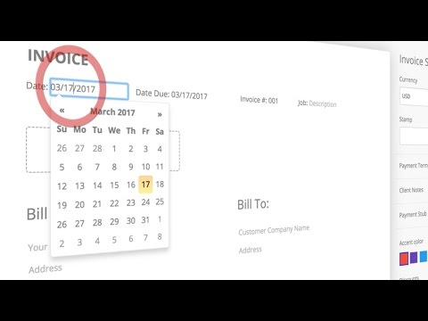Invoice Quick - Free Invoice Maker & Generator