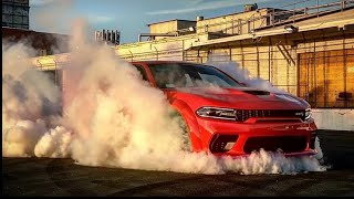 BRUTAL DODGE CHARGER COMPILATION ! RT SRT HELLCAT 392 !