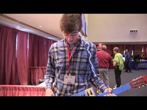Pingree School Massachusetts ipad Music Technology Class Student Showcase at MassCUE Conference 2013