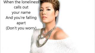 Tessanne Chin - Count on My Love(Lyrics)
