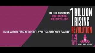 ONE BILLION RISING 2016 - FANO (video tutorial)